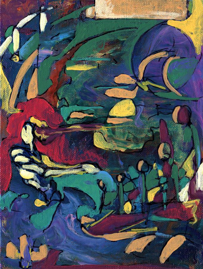 New Revelation Painting