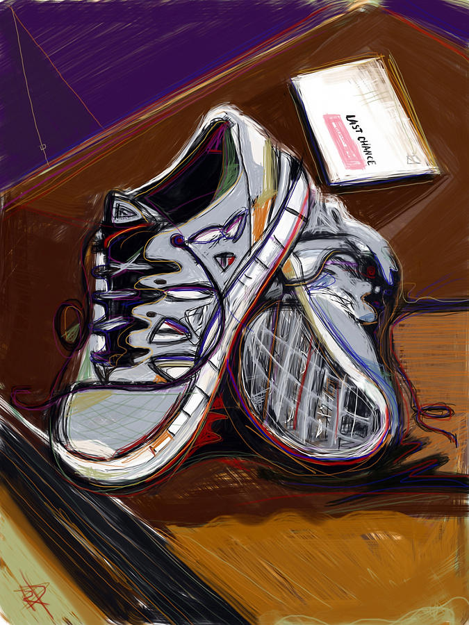 New Sneaks Photograph  - New Sneaks Fine Art Print