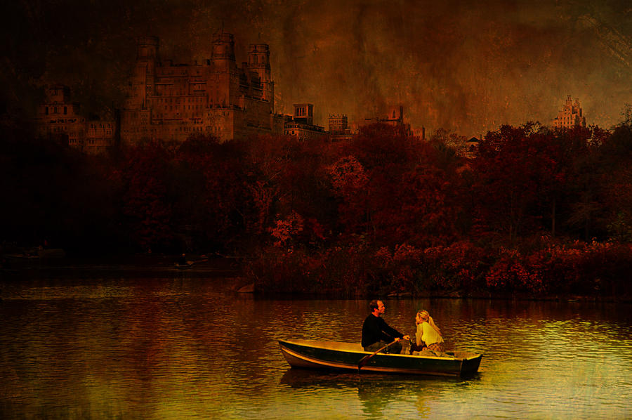 New York Fall Photograph  - New York Fall Fine Art Print