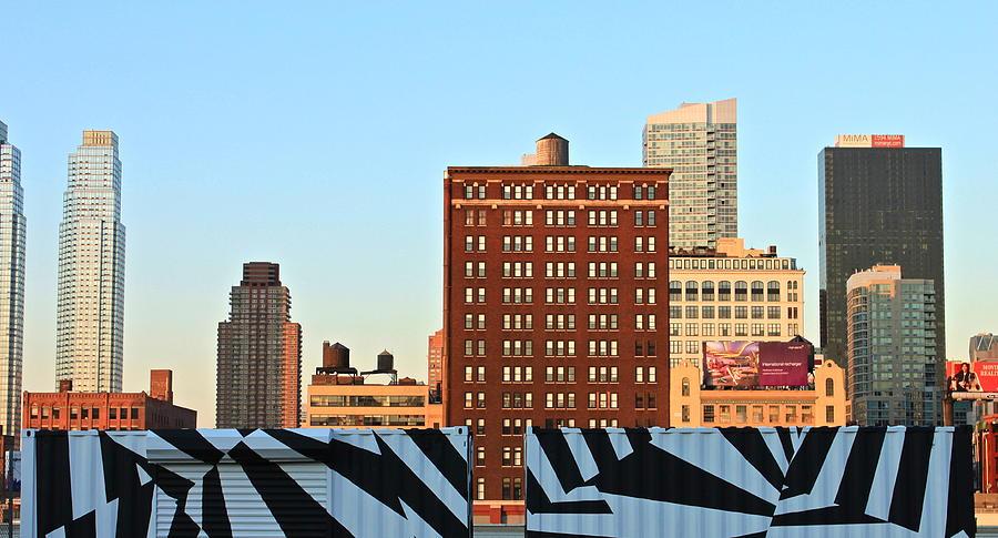 New-york Landmarks Photograph