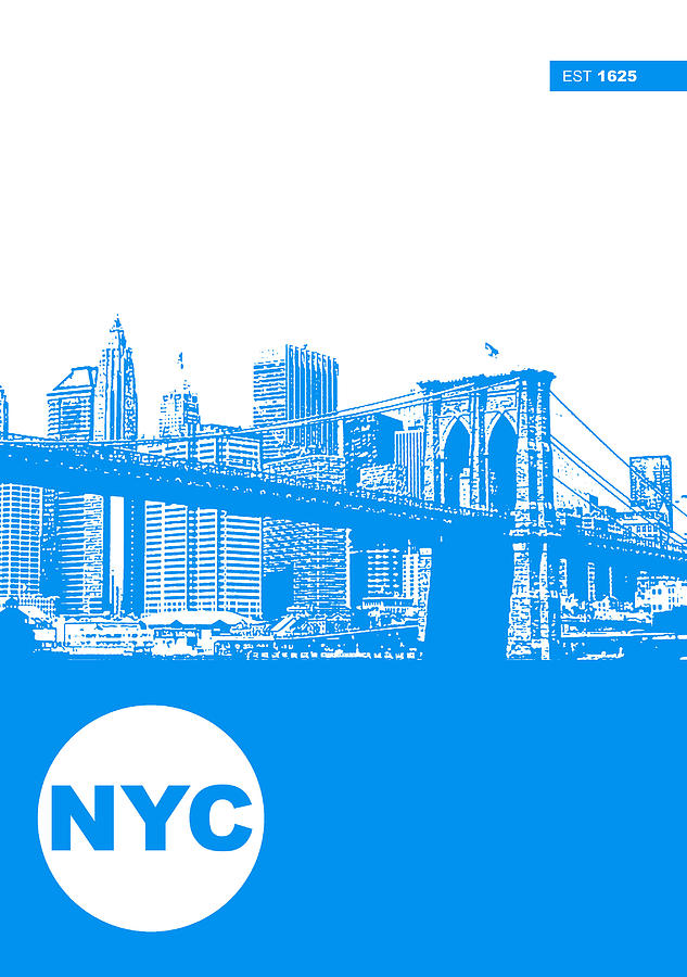 New York Poster Photograph