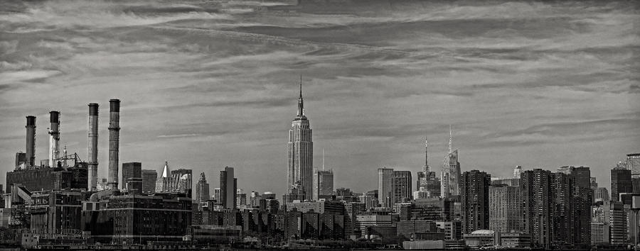 New York Skyline Photograph  - New York Skyline Fine Art Print