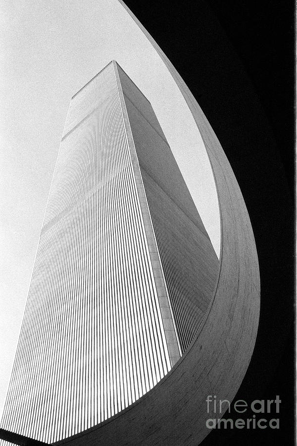 New York World Trade Center Towers Art Photograph