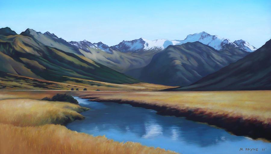 New zealand landscape by michael payne for Landscape jobs nz