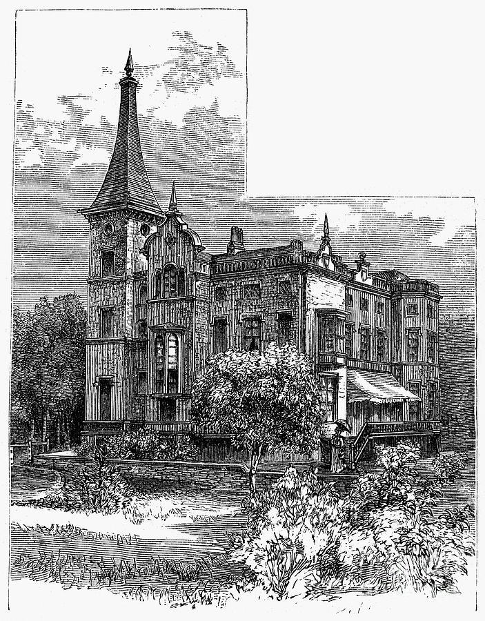 Newark: Kearny Mansion Photograph