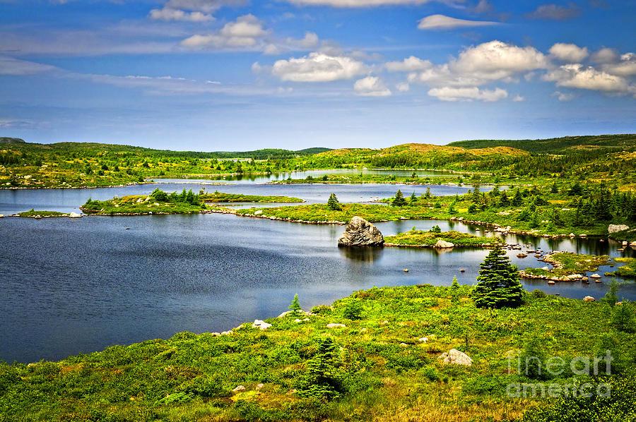 Newfoundland Landscape Photograph