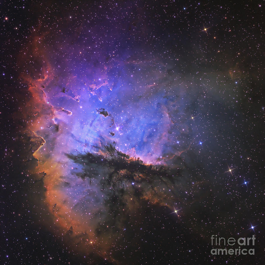 Ngc 281, The Pacman Nebula Photograph  - Ngc 281, The Pacman Nebula Fine Art Print