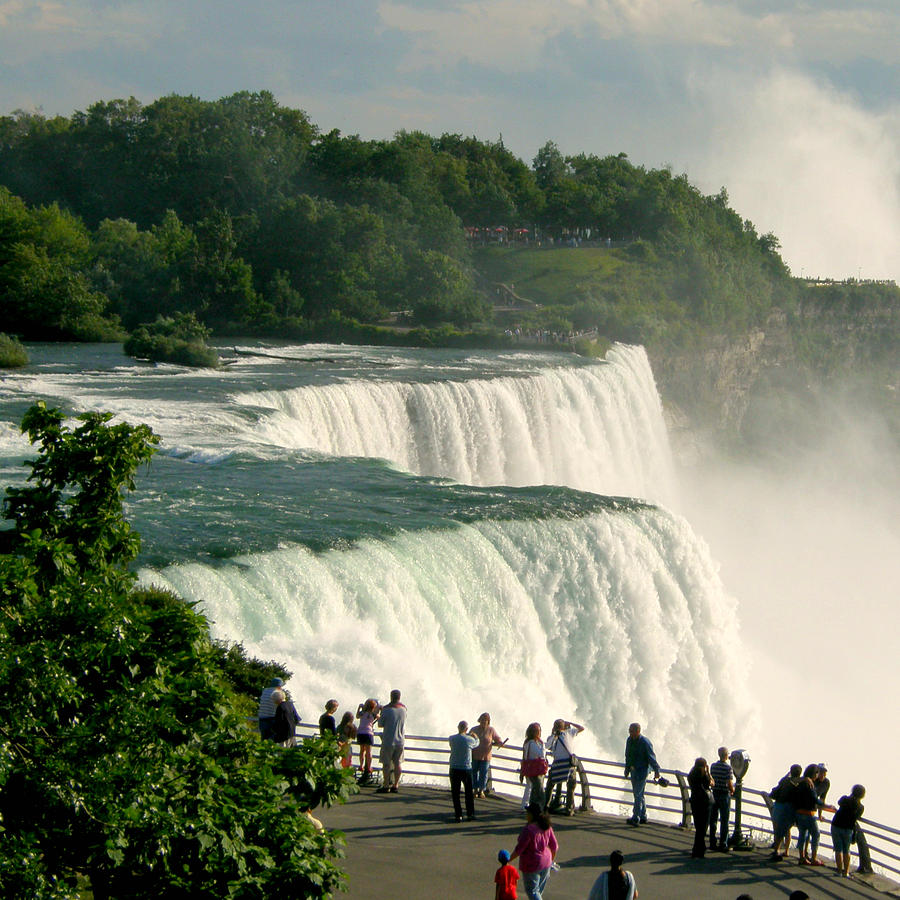 Niagara Falls State Park Photograph