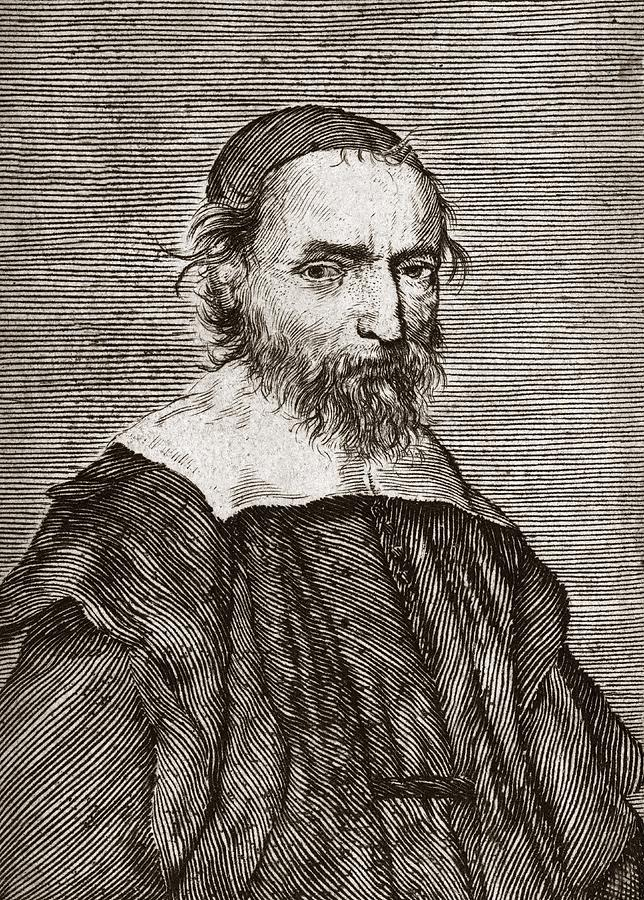 Nicolas Fabri De Peiresc, Astronomer Photograph