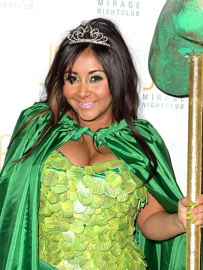 Nicole Snooki Polizzi Hosts Nightmare Photograph
