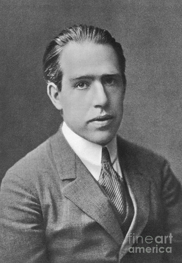 Niels Bohr, Danish Physicist Photograph by Science Source