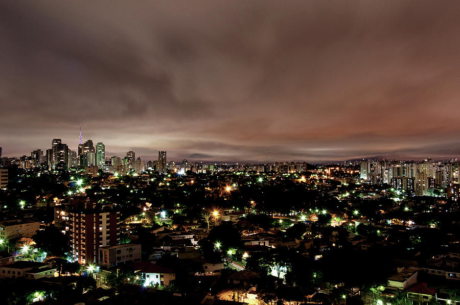 Night Cityscape Photograph