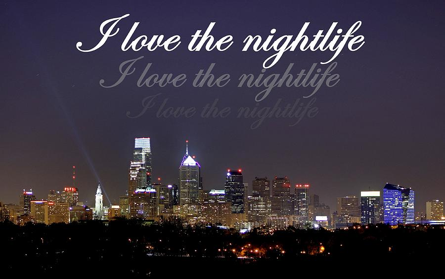 Nightlife Photograph  - Nightlife Fine Art Print