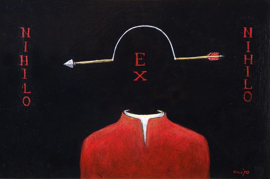 Nihilo Ex Nihilo Painting