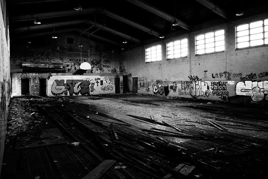 Nike Base Gym Photograph