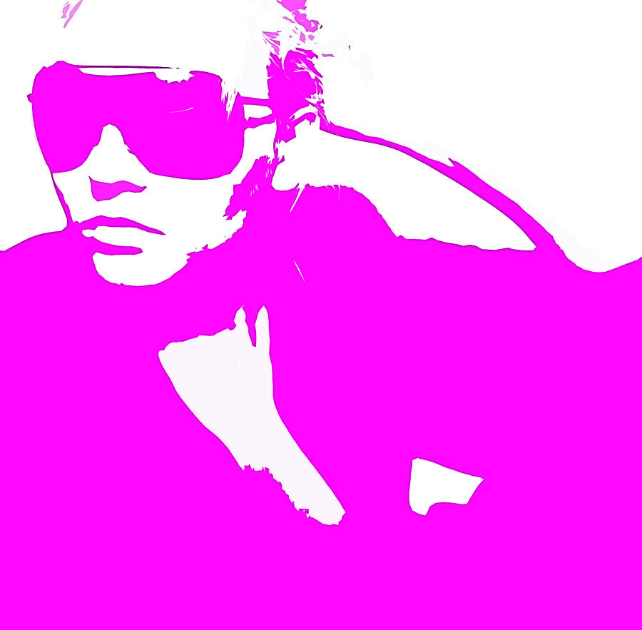 Niki Pink Photograph
