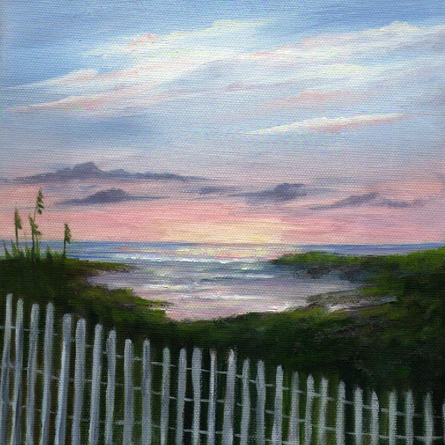 Nikis Beach Painting