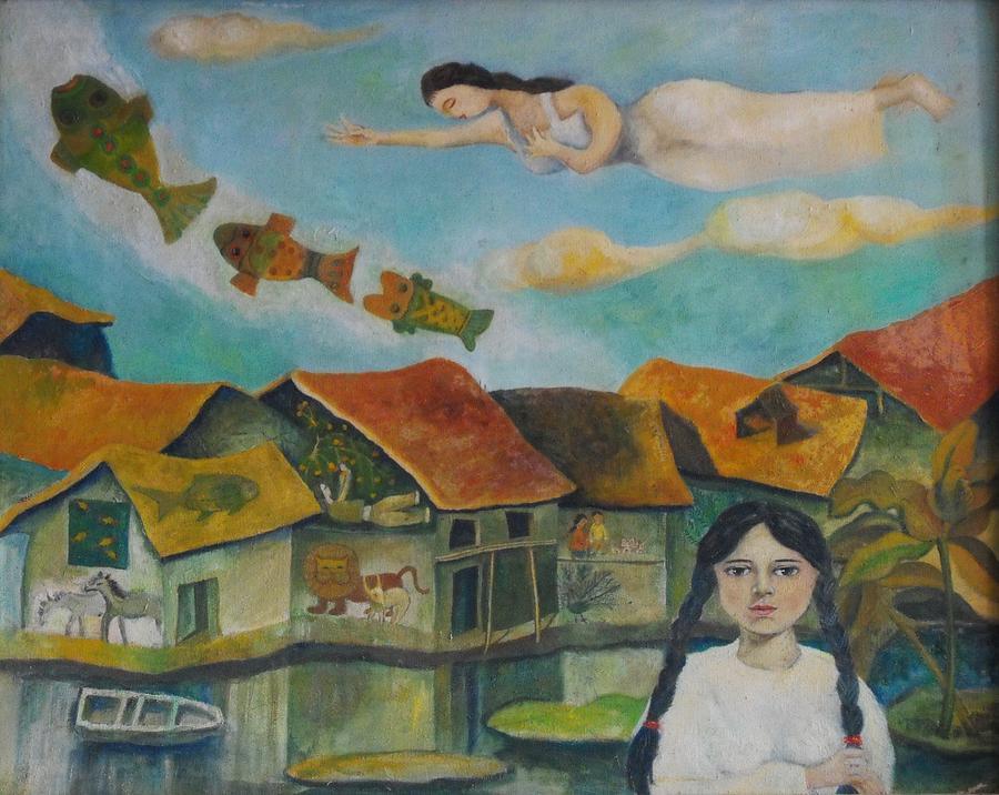 Nite Dreams Painting