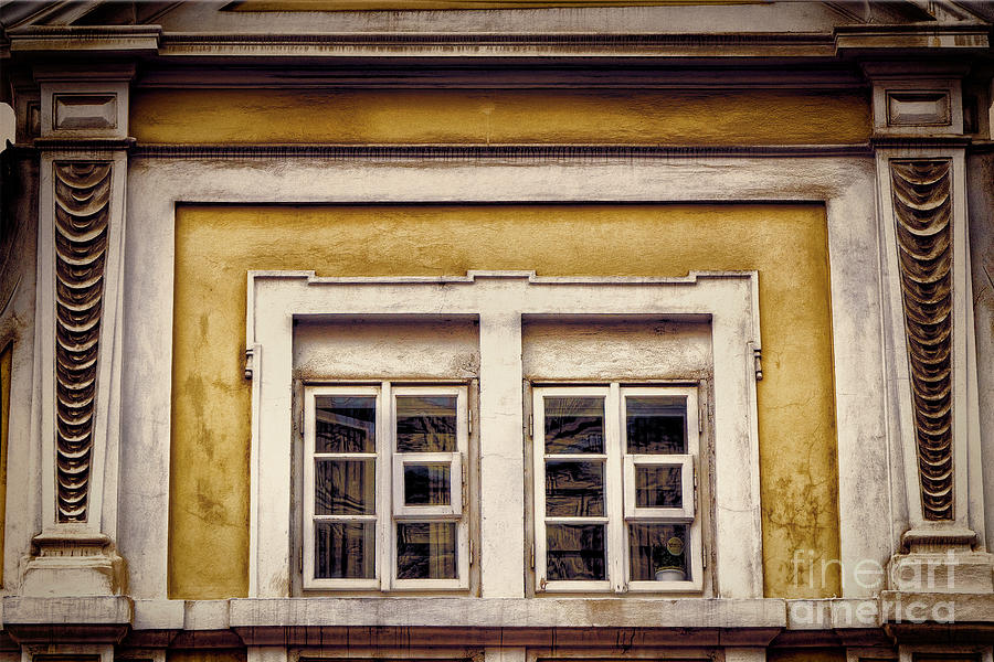 Nitty Gritty Window Photograph  - Nitty Gritty Window Fine Art Print