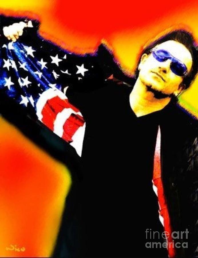 Nixo Bono Painting