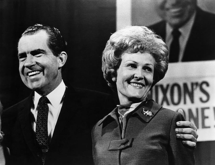 Nixon Presidency. Us President-elect Photograph