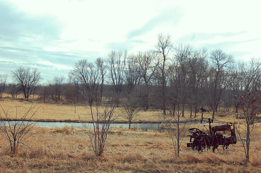 No Till Farm Photograph