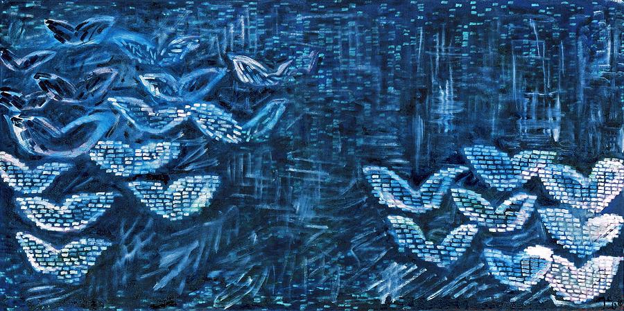 Noahs Dream Painting