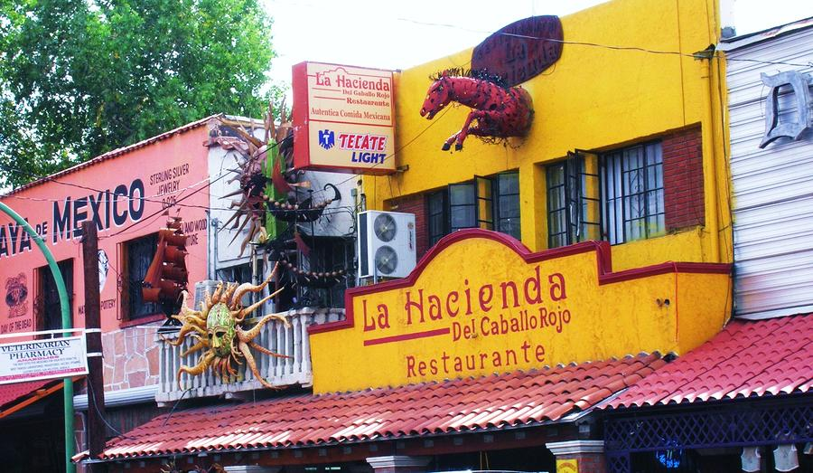 Nogales Mexico Photograph