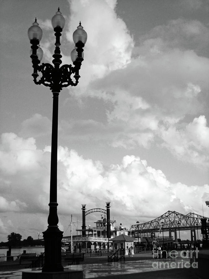 Nola Riverwalk Photograph