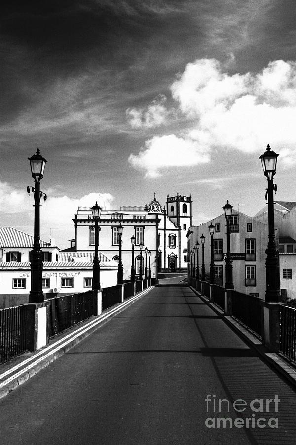 Architecture Photograph - Nordeste - Azores by Gaspar Avila