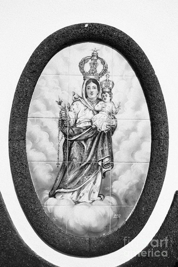 Nossa Senhora Da Paz Photograph