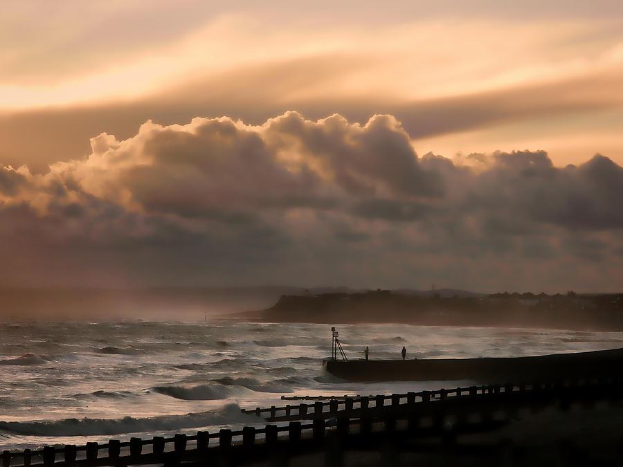 November Storm Photograph