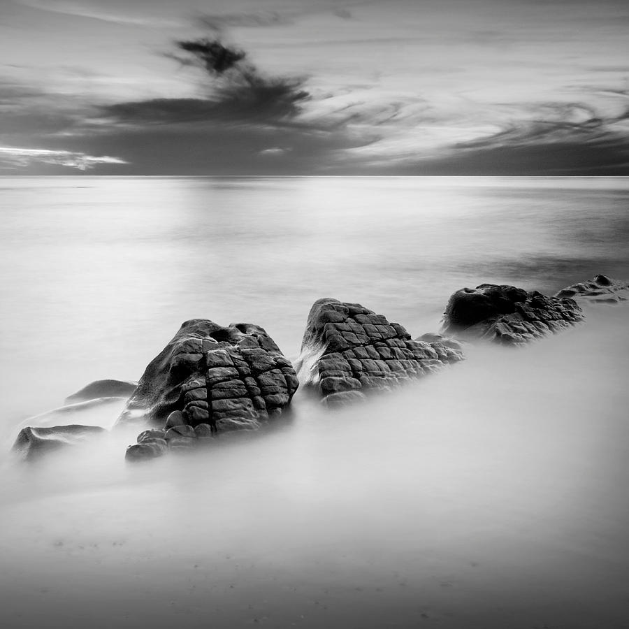 Abstract Photograph - Nowhere 2 by Guido Tramontano Guerritore