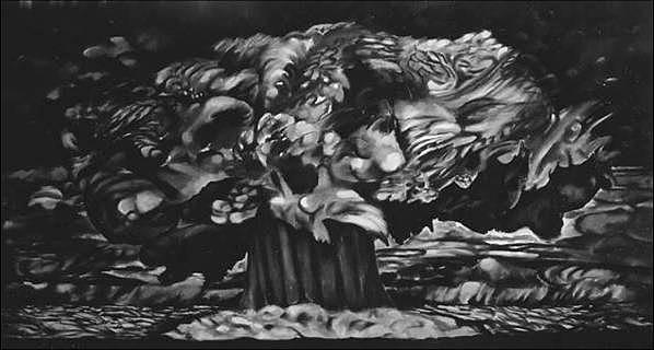 Nuclear Bomb by Anton Biedermann