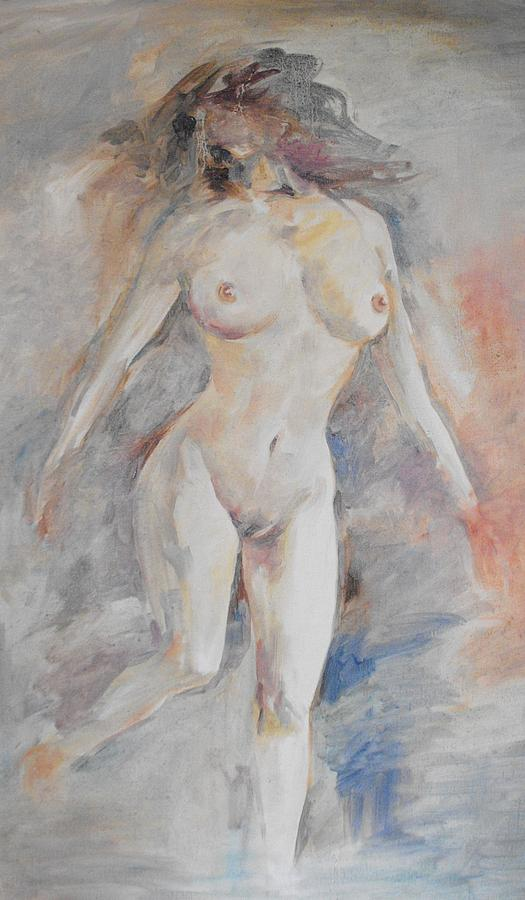 Nude 1 Painting