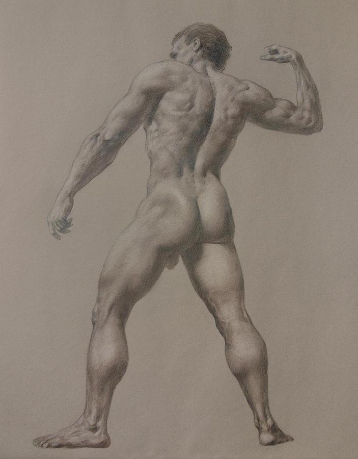 Nude-8 Drawing