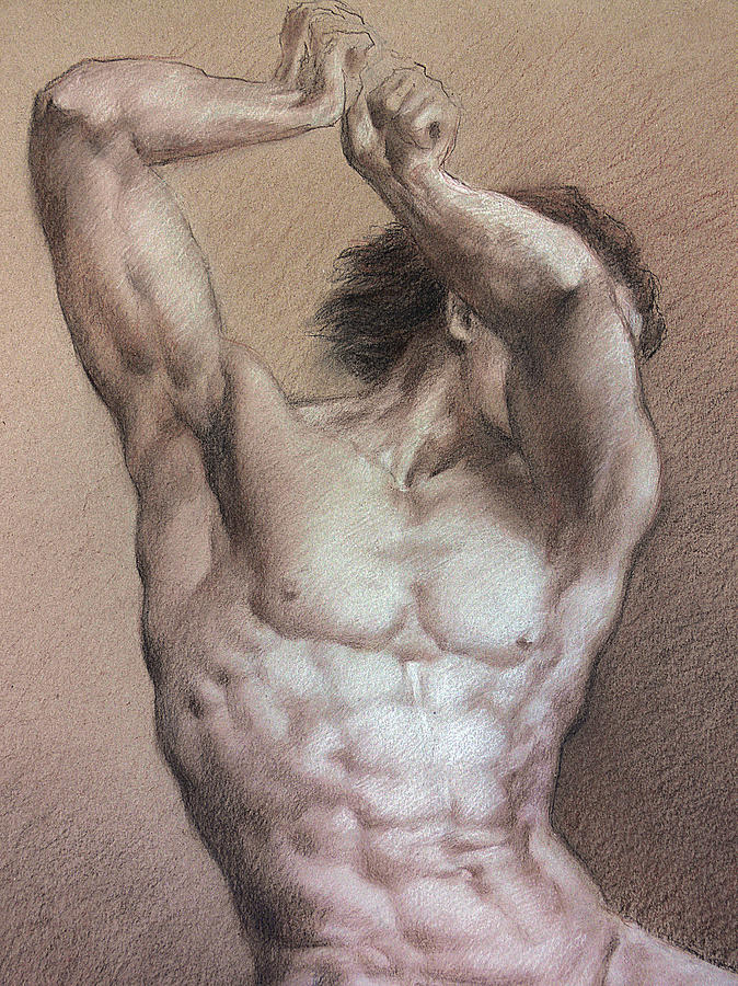 Nude 9 A Drawing