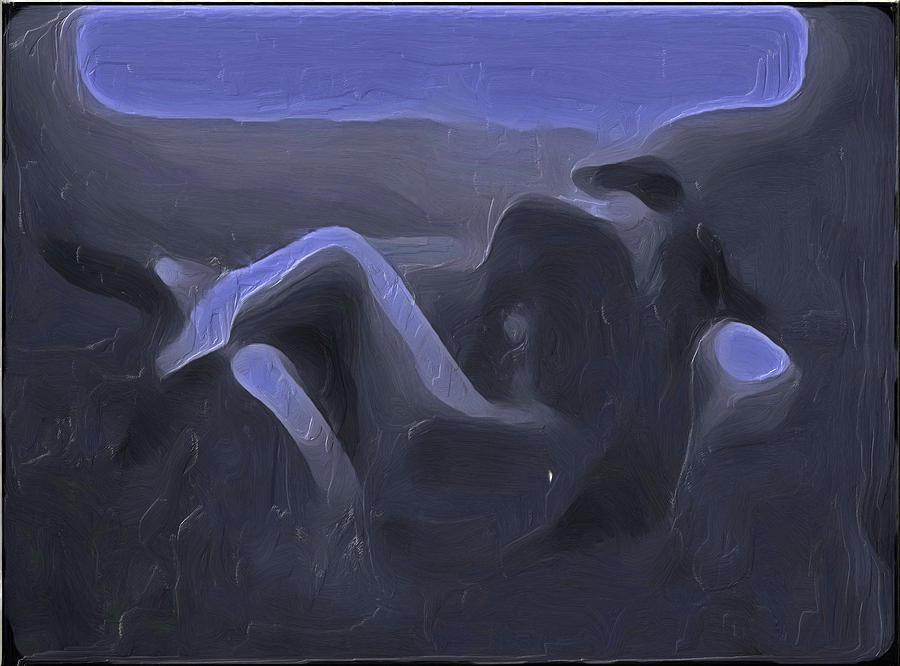 Simply Nude sex in dark room