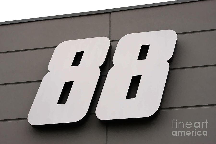 Number 88 By Karol Livote