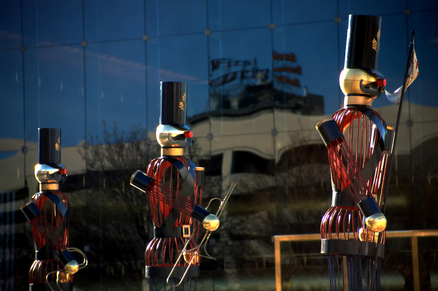 Nutcracker Soldiers 2 Photograph  - Nutcracker Soldiers 2 Fine Art Print