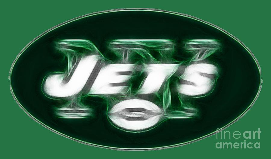 Ny Jets Fantasy Photograph