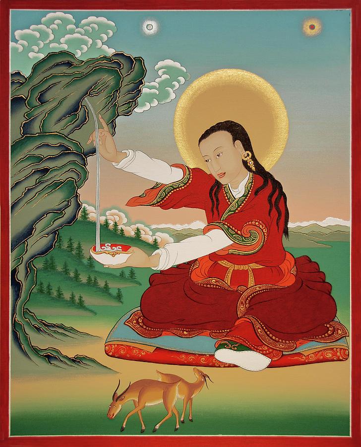 Nyak Jnanakumara Painting