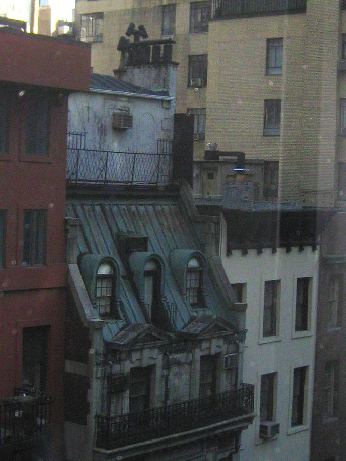 Nyc Old Spot Photograph