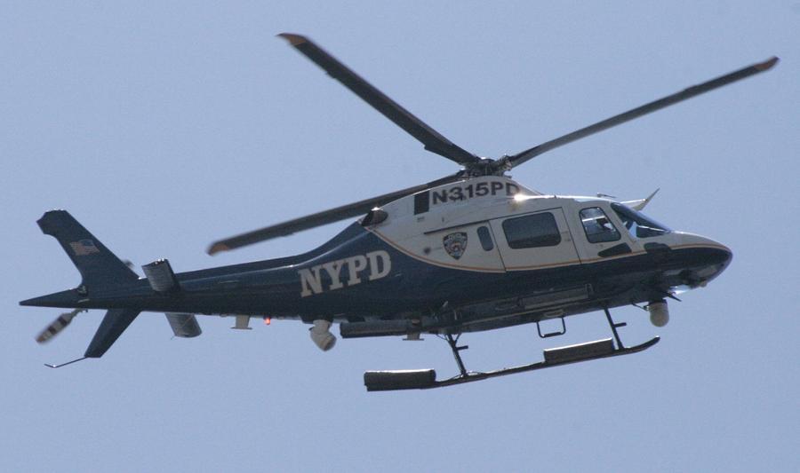 Nypd Aviation Unit Photograph