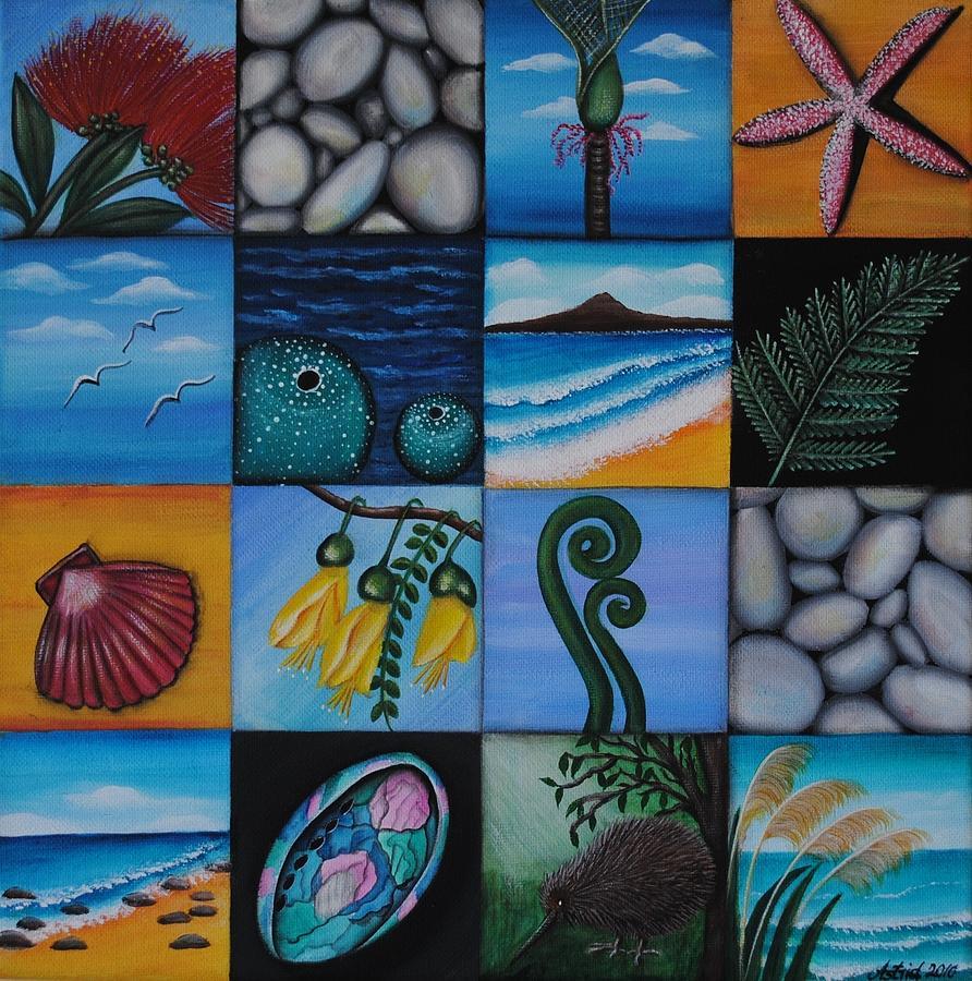 Nz Treasures Painting
