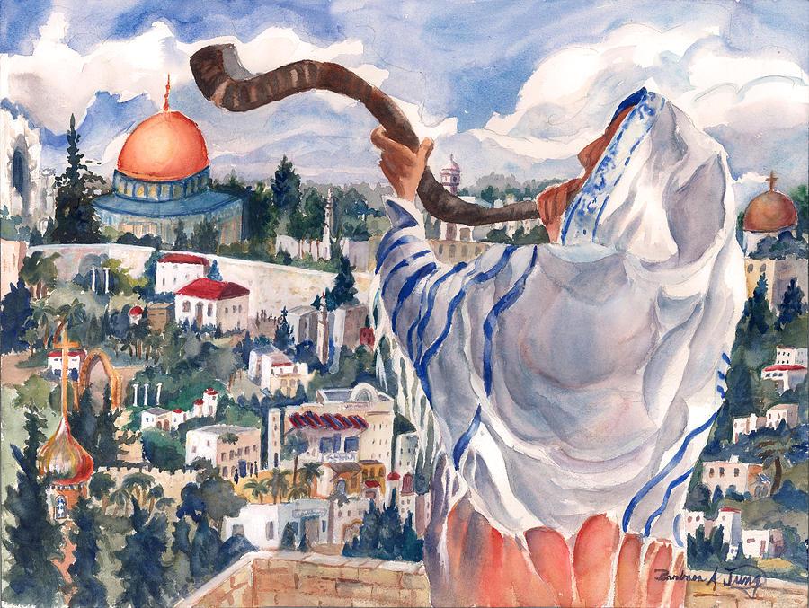 O Jerusalem Painting
