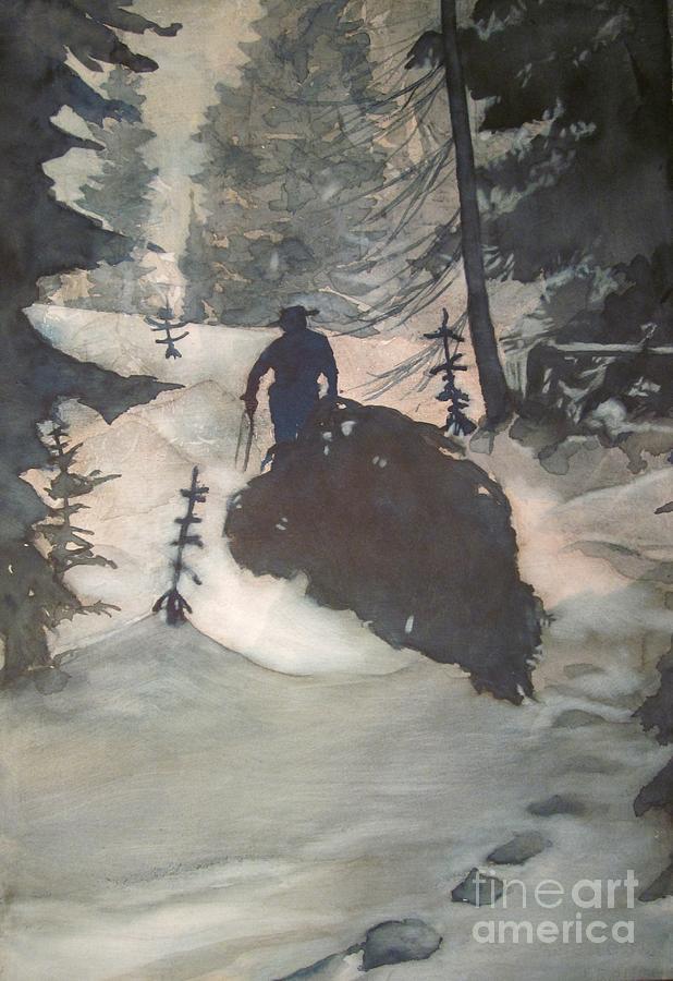 O Tannenbaum Painting