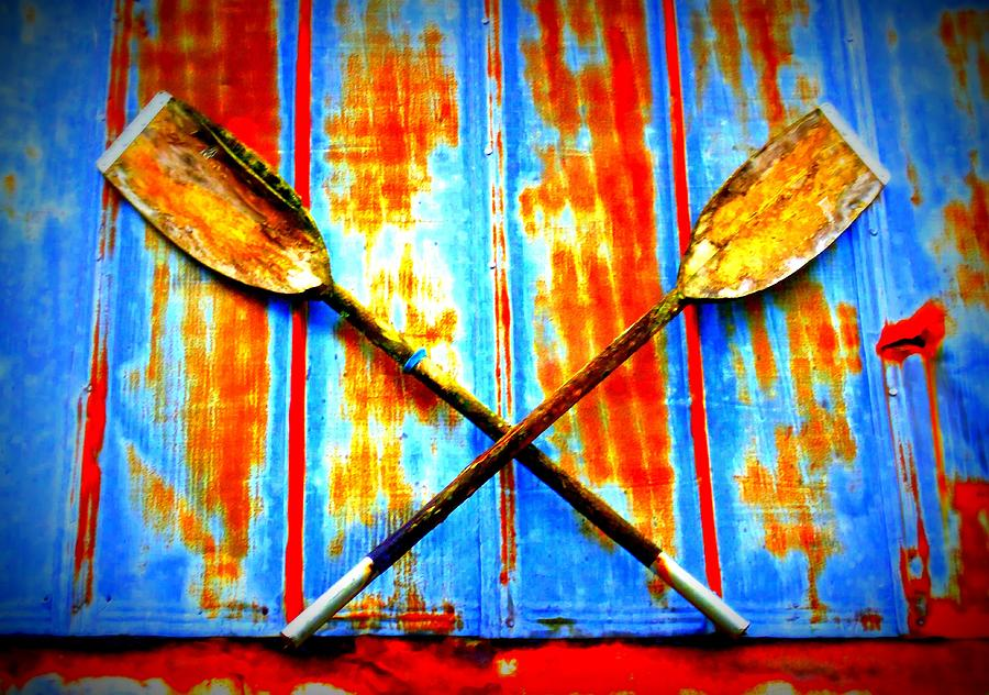 Oar Else Photograph  - Oar Else Fine Art Print