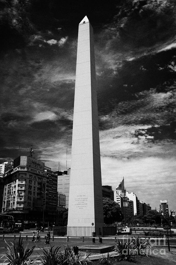Obelisco obelisk in plaza de la republica capital federal for Muebles de oficina buenos aires capital federal