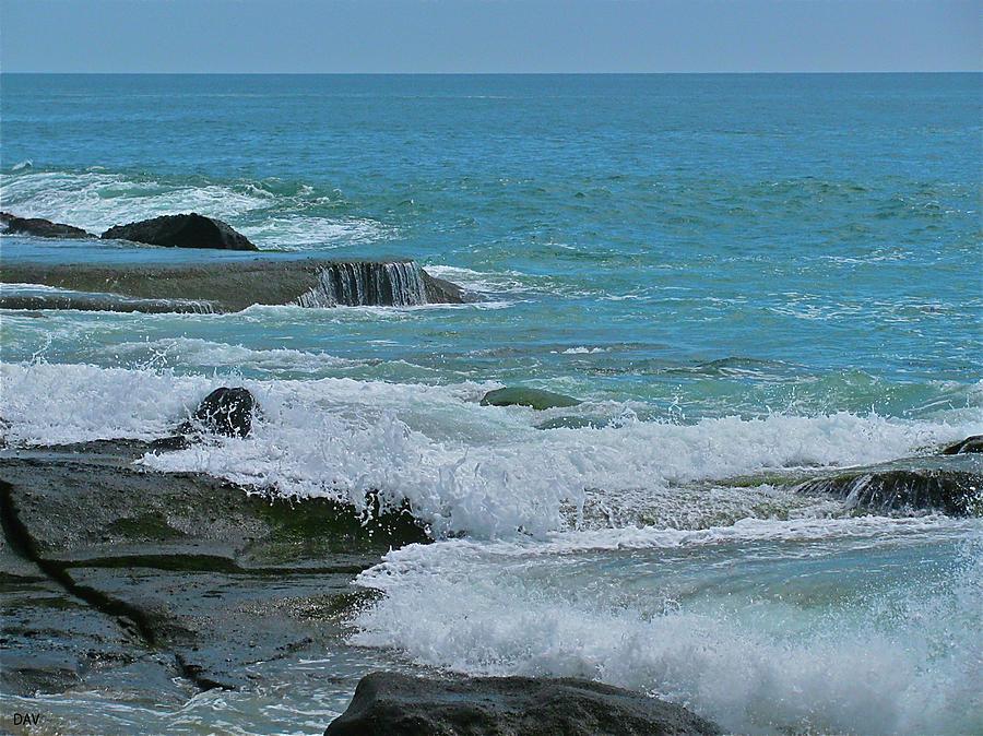 Ocean Roll Photograph